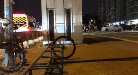çalınan bisiklet