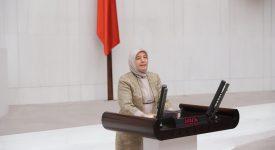 Ak Parti Milletvekili Emine Tavuz Yözgeç
