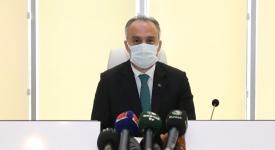 Alinur Aktaş'ın açıklamaları