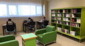 Naim Süleymanoğlu Kütüphanesi