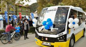 Bursa Büyükşehir Filo Destek