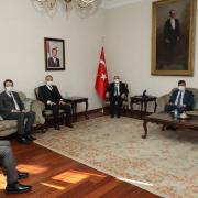 Aktaş'tan Konya Ziyareti