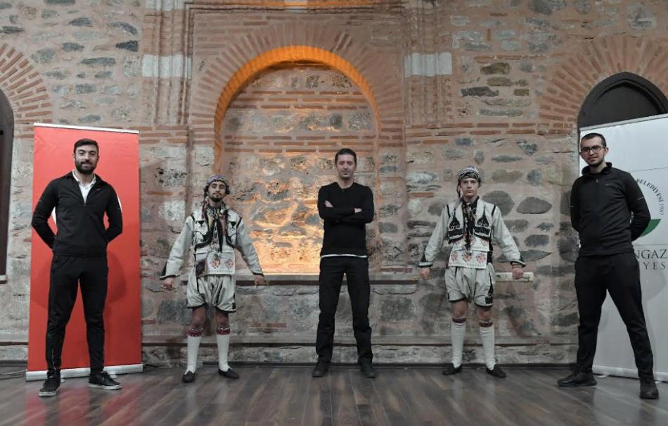Osmangazi Belediyesi Dans Topluluğu