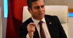 AK Parti Ankara Milletvekili Barış Aydın